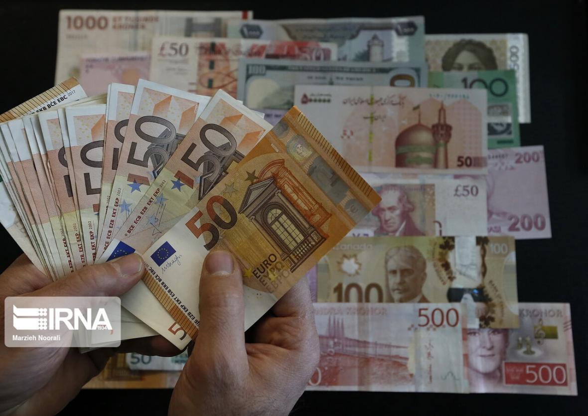 خبرنگاران رشد نرخ 26 ارز رسمی در هفته دوم فروردین ماه 99