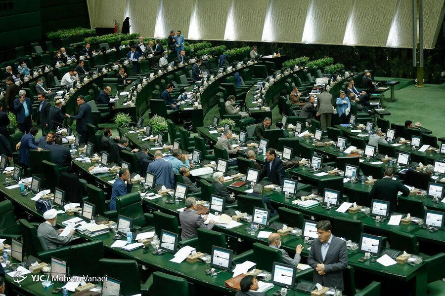 تعداد نمایندگان کرونایی مجلس ، 63 درصد نمایندگان مجلس که تست دادند یا کرونا داشتند یا مشکوک بودند