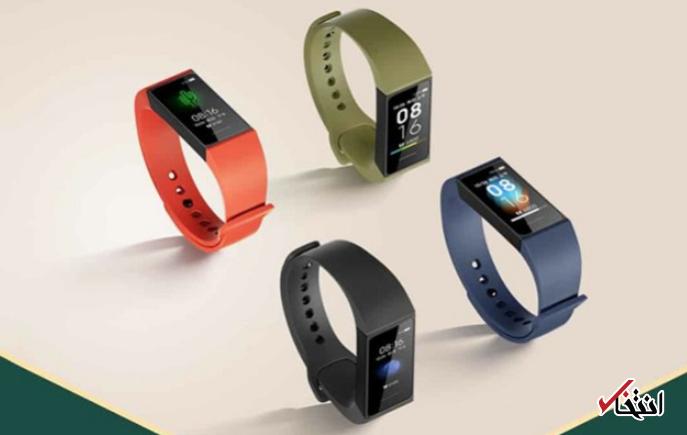دستبند هوشمند شرکت ردمی فردا وارد بازار می گردد
