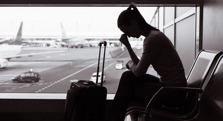 استرس ناشی از پرواز و سفر هوایی را چگونه کاهش دهیم؟