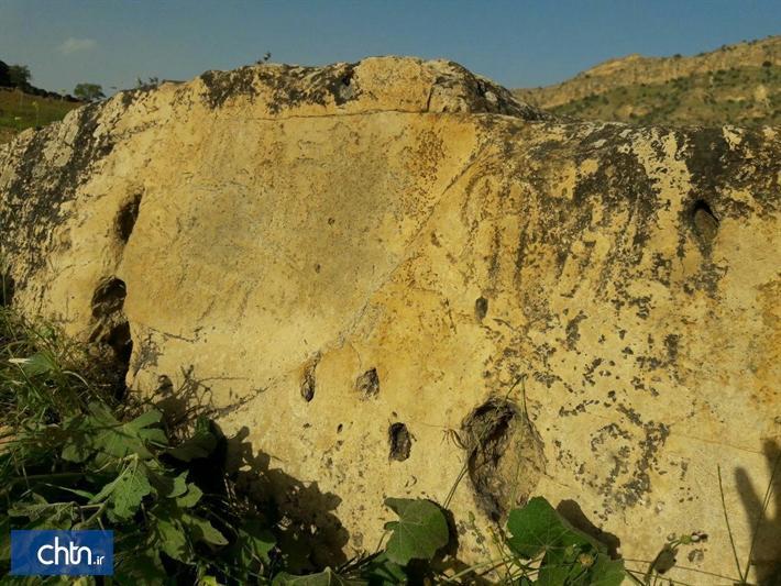 کشف نخستین نقش برجسته تاریخی در لرستان