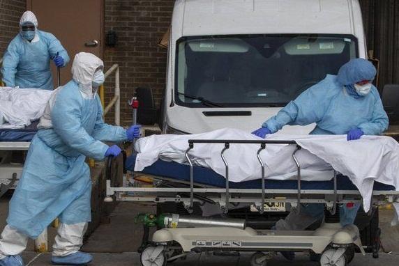 13 هزار کشته ناشی از کرونا در آمریکا