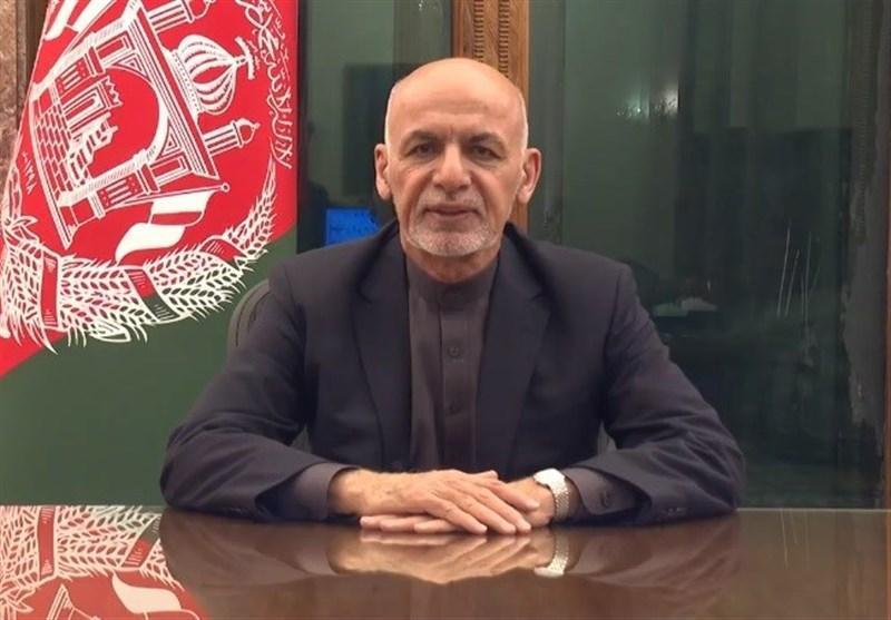 افغانستان، اشرف غنی: طالبان برای مبارزه با کرونا اعلام آتش بس کند