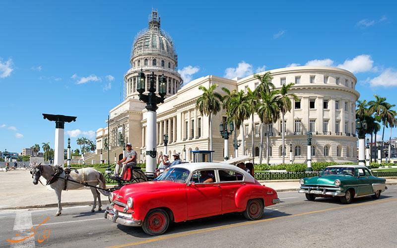 سفر به کوبا آن هم در یک نگاه!