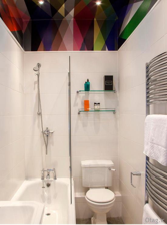 انواع مدل کاشی سرویس بهداشتی ، دکوراسیون حمام و دستشویی