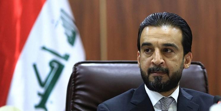 تأکید رئیس مجلس عراق و سید عمار الحکیم بر تسریع در تشکیل دولت