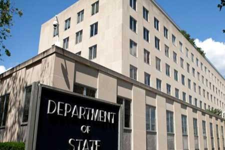 اتهام زنی وزارت خارجه آمریکا به روسیه، چین و ایران
