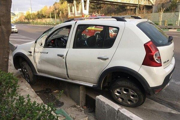 تصادفات درون شهری در لرستان 45 درصد کاهش یافت