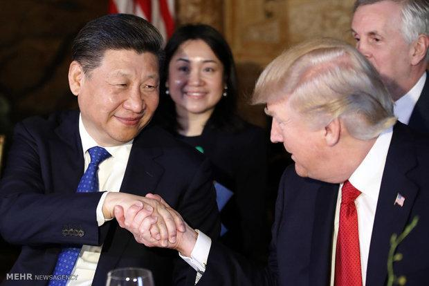 ترامپ: توافق تجاری با چین سر جایش است