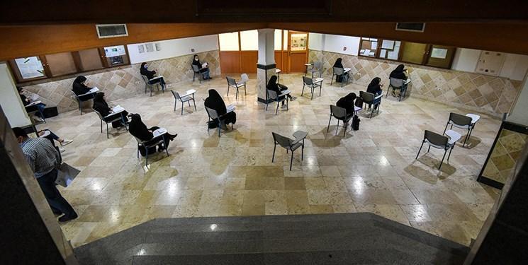ماراتن امتحانات سرانجام ترم دانشگاه ها آغاز شد، 150 مرکز پیام نور به عنوان حوزه آزمون حضوری، در شهر دانشجو معین شد