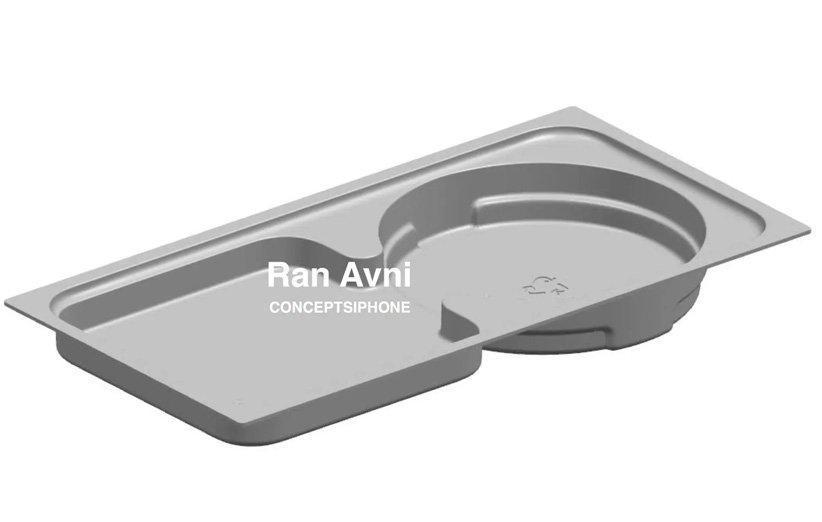 تصویر منتسب به جعبه آیفون 12 شایعه حذف شارژر را تایید می نماید