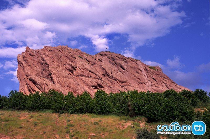 قلعه تاریخی الموت ، آثار به جای مانده سلسله اسماعیلیان