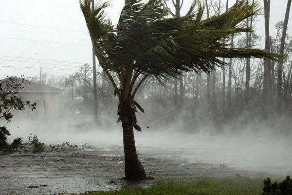 خسارت های طوفان مونسون در قصرقند