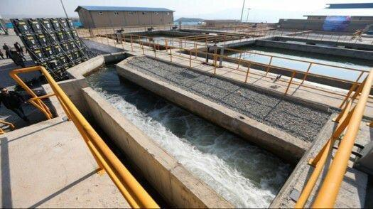 ظرفیت تولید آب در شهر زاهدان 50 لیتر در ثانیه افزایش یافت