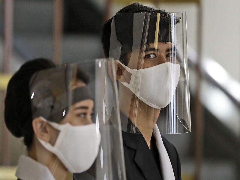 خبرنگاران ماسک های پارچه ای، بهترین گزینه برای مقابله با ویروس کرونا