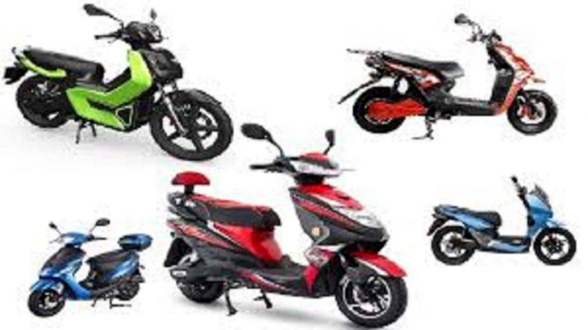 موتورسیکلت برقی در بازار چند؟