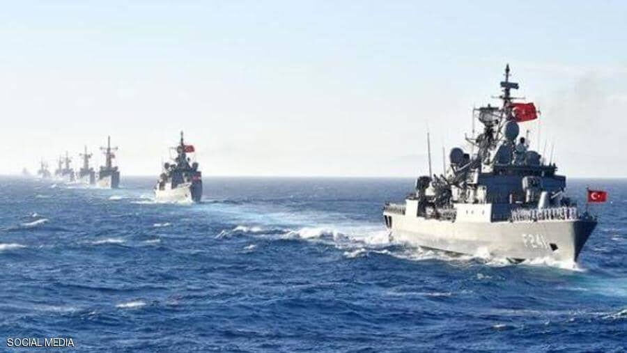 تشدید تنش در مدیترانه، ترکیه یونان را به جنگ تهدید کرد