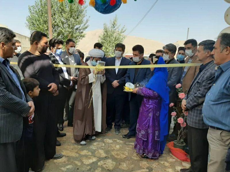 خبرنگاران سیزدهمین اقامتگاه بوم گردی شهرستان کوهرنگ افتتاح شد