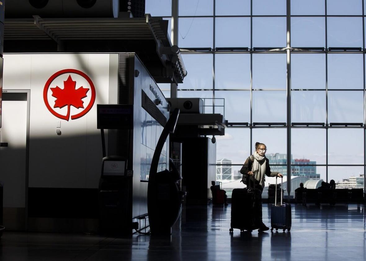 مقاله: سفر به کانادا در زمان همه گیری ویروس کرونا (دانشجویان)