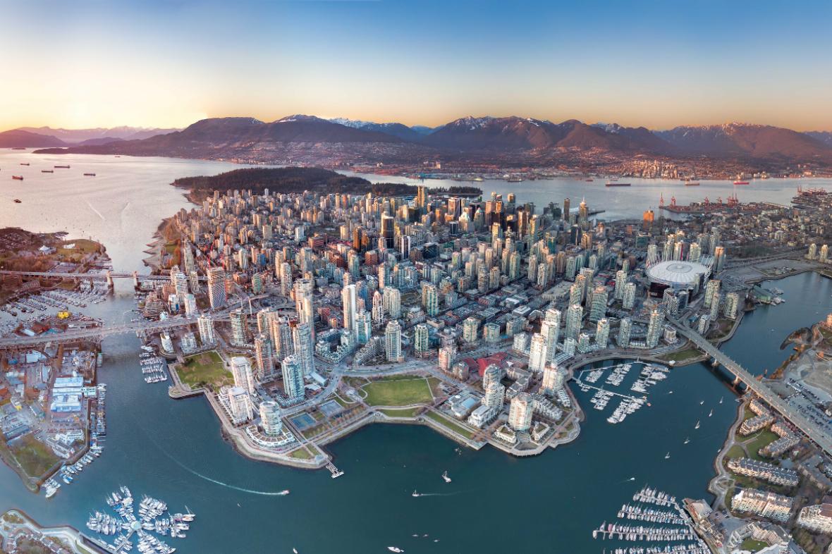 مقاله: برترین مکان های دیدنی ونکوور