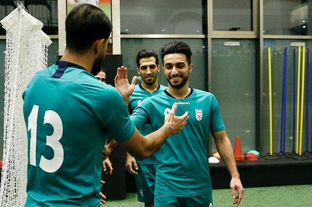 هدف همه موفقیت تیم ملی ایران است، جواب اعتماد کادر فنی را می دهم