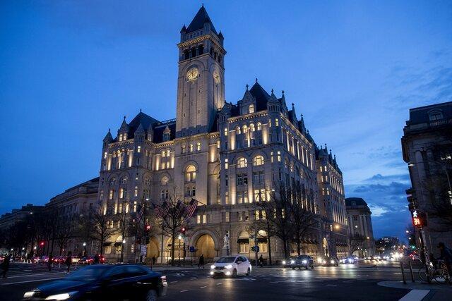 مهمانی انتخاباتی ترامپ در هتلش، به کاخ سفید بروید و کرونا بگیرید!