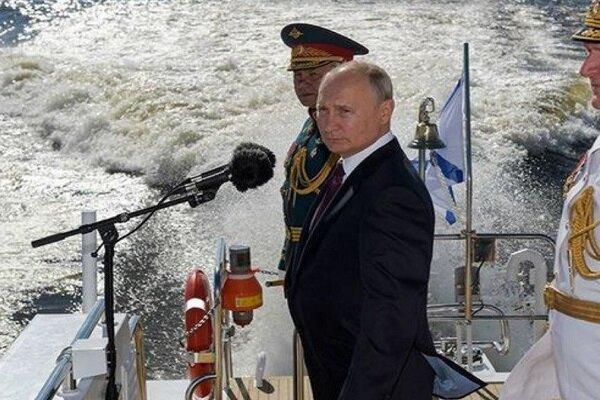پوتین ایجاد پایگاه نظامی روسیه در سودان را تائید کرد