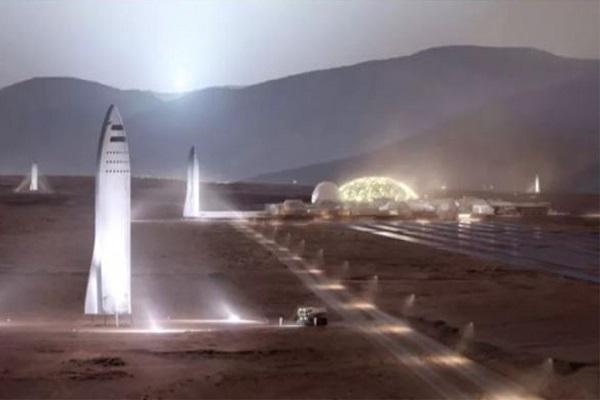 سفر انسان ها به سیاره مریخ در سال 2024