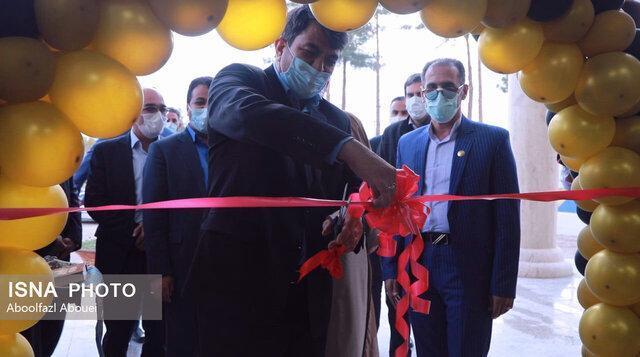 ساختمان جدید شهرداری مهریز افتتاح شد