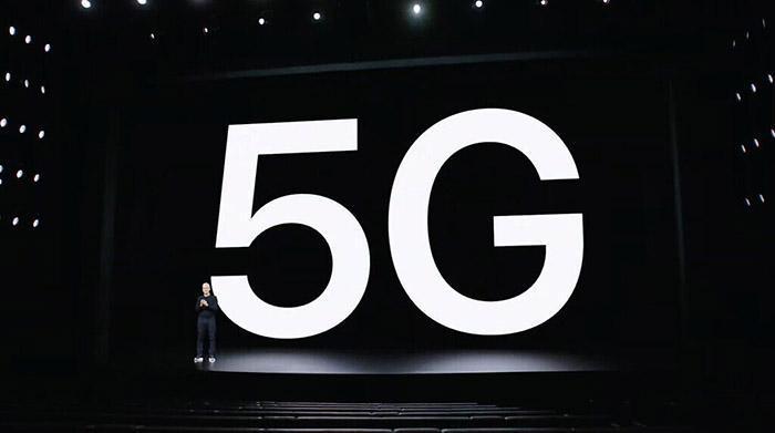 اپل خودش مودم 5G می&zwnjسازد؛ آیا منتظر سریع&zwnjترین اینترنت موبایل روی آیفون&zwnjهای بعدی باشیم؟