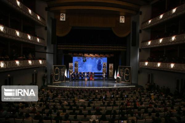 خبرنگاران سیویکمین جشنواره تئاتر فجر فارس آغاز شد