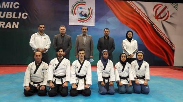 خبرنگاران مسابقات پومسه آزاد جهانی ناشنوایان با حضور 6 ایرانی برگزار گردید