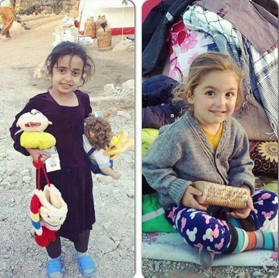 مازیار فلاحی از بچه ها زلزله می گوید