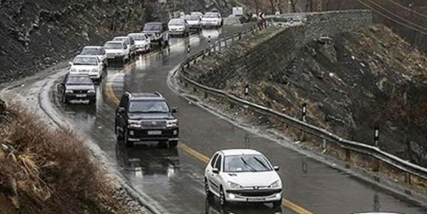 شرایط آب و هوا جمعه 5 دی 99 ؛بارش برف و باران در 18 استان کشور