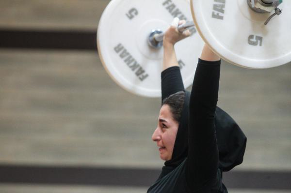 خبرنگاران 4 نفر به اردوی تیم ملی وزنه برداری زنان دعوت شدند