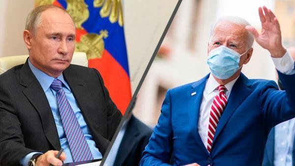 گفتگوی پوتین و بایدن درباره برجام