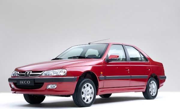 نگاهی به پژو پارس اتوماتیک و ابعاد و زوایا این خودرو