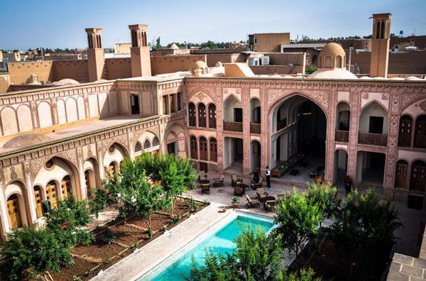 خانه عامری ها؛ اثر تاریخی احیا شده از دوران زندیه