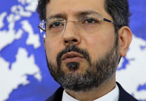 ایران حمله ترویستی به کاروان مأمورین سازمان ملل در افغانستان را محکوم کرد