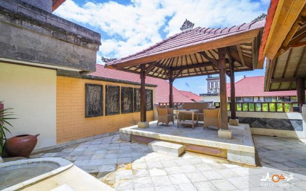 هتل گرند بالی نوسا دوا؛ اقامتگاهی 4ستاره و در دل جنگل، تجربه اقامت در کاخ مجلل و اعیانی