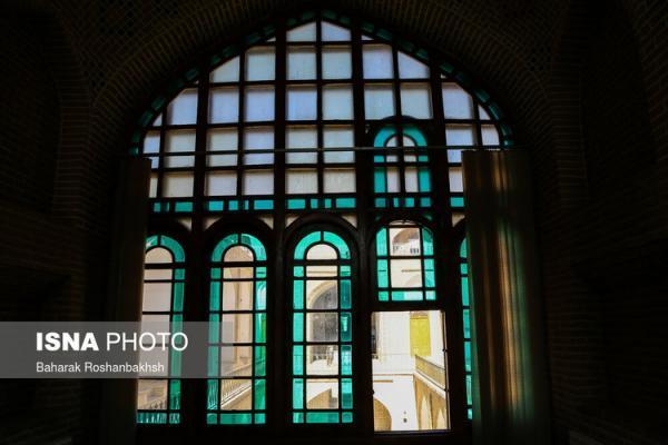 (تصاویر) بازگشایی مدرسه علمیه خان یزد بعد از نیم قرن