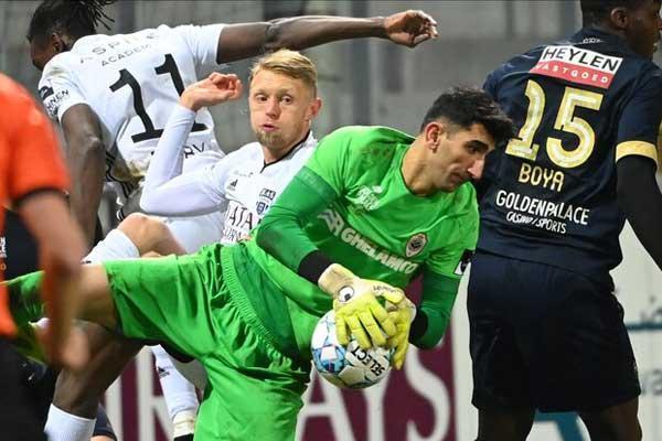 بیرانوند برنده عنوان بهترین سیو هفته در ژوپیر لیگ