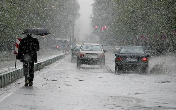 بارش باران و وزش باد شدید در کشور، در سفرهای برون شهری احتیاط کنید