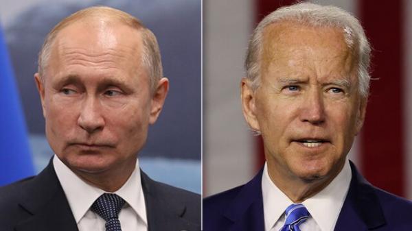تماس بایدن با پوتین و تاکید دو طرف بر مذاکرات درباره ثبات استراتژیک