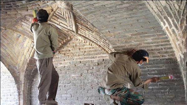 پنج خانه تاریخی قزوین بازسازی می شوند