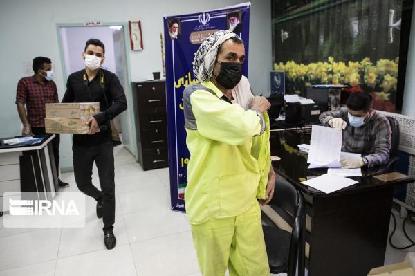 خبرنگاران شورای شهر اهواز هفته آینده درباره واکسن زدن شهردار تصمیم گیری می نماید