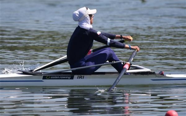 قایقرانی ایران المپیکی شد
