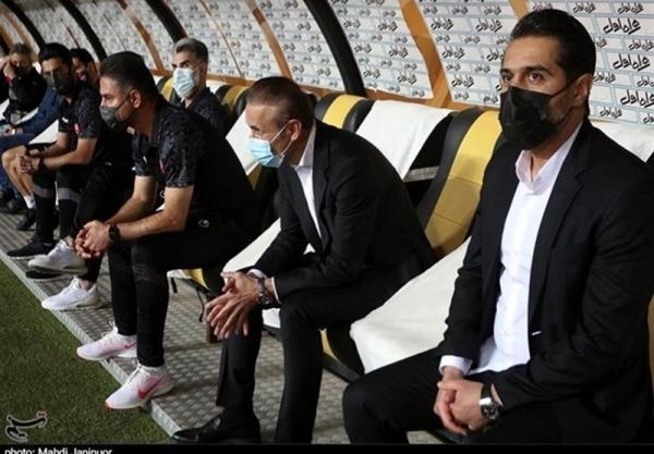 پیروانی: در دربی به تیمم و مربی ما بی احترامی کردند، من هم جواب شان را دادم، باید به آل کثیر بگوییم اگر گل زد دیگر شادی نکند!