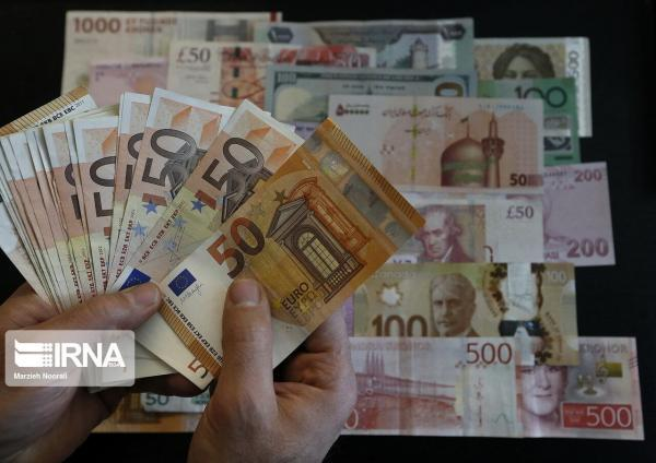 افزایش نرخ رسمی 19 ارز