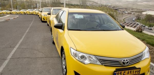 امانی: مابه التفاوت قیمت اول و دوم بنزین تاکسی های بین شهری واریز نشد